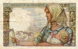 Banque De France - 10 Fr Dix Francs - E.7=4=1949.E. - 0.187  - 92823 - 1871-1952 Antichi Franchi Circolanti Nel XX Secolo
