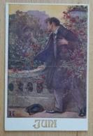 Ansichtskarte Deutscher Schulverein 1276 Monat Juni - Unclassified