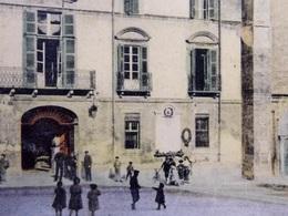 ITALY ITALIA Cartolina 1909 ASTI Municipale E Chiesa Di S. Secondo - Piemonte - Asti