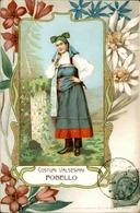 ITALIE - Carte Postale - Valsesia - Costume Di Fobello - L 67960 - Andere Städte