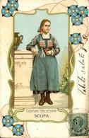 ITALIE - Carte Postale - Valsesia - Costume Di Scopa - L 67961 - Andere Städte