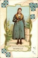 ITALIE - Carte Postale - Valsesia - Costume Di Scopello - L 67962 - Andere Städte