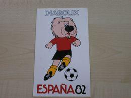 Ancien Autocollant DIABOLIX ESPANA 1982 - Vignettes Autocollantes