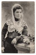 CPA Bretagne - 4891. Bonnet De CHATELAUDREN - Ed. Hamonic - Costumes