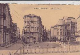 BLANKENBERGE / CASINO PLEIN - Blankenberge