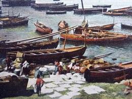 ITALY ITALIA Cartolina 1906 CATANIA Il Porto  - Sicilia - Catania