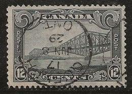 Canada 1928-1929 N° Y&T : 136 Obl. - Usati