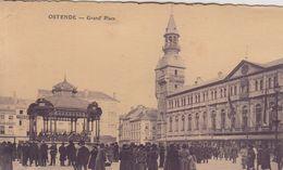 OOSTENDE / WAPENPLEIN - Oostende