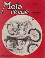Moto Revue 1957 12 Octobre Motobecane Peugeot  K.T.M.JAVA - Moto