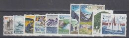 Norden 1983 Complete Year Set 5 Countries  10v ** Mnh (49467) - Ideas Europeas