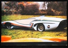 Race German Car Formula RS Castrol - Prototype Allemand  - 1970s - Grand Prix / F1