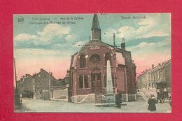 C.P. Lize  =  Rue  De La Colline  :  Obélisque Des  Victimes  Du  GRISOUS  :  TEMPLE ANTOINISTE - Seraing