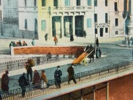 ITALY ITALIA Cartolina 1908 VICENZA Ponte Degli Angeli... - Veneto - Vicenza