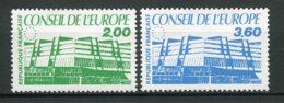 19208 FRANCE Service N°96/7**  Conseil De L'Europe   1987  TB - Neufs