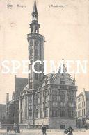 L'Académie -  Bruges - Brugge - Brugge