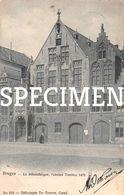 Le Bibliotèque L'ancien Tonlieu 1478 -  Bruges - Brugge - Brugge