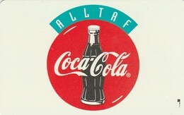 Iceland - Coca Cola Alltaf 1  - ICE-RA-06 - Island