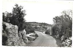 LA ROQUEBRUSSANNE - La Nouvelle Route De Mazaugues - La Roquebrussanne