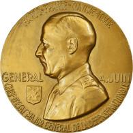 France, Médaille, Seconde Guerre Mondiale, Général Juin, Politics, Society - Other