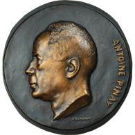 France, Médaille, Antoine Pinay, Défense Du Franc, Politics, Society, War - Other