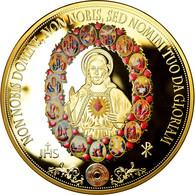 Vatican, Médaille, Jésus Christ, Civitas Vaticana, Trinitas, Religions & - Tokens & Medals