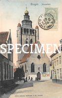 Jérusalem -  Bruges - Brugge - Brugge