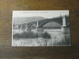St RAMBERT D'ALBON / Pont De Peyraud - Otros Municipios