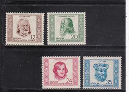 DDR, Nr. 311/14** (T 17970) - Unused Stamps