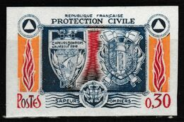 France N°1404** Luxe Non Dentelé 1964 - Francia