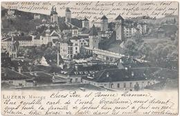 Luzern - Musegg - LU Lucerne