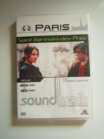 DVD + CD PARIS SAINT GERMAIN DES PRES WITH V. LEDOYEN Guides Audio Vidéo - Andere