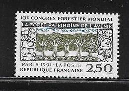 FRANCE  ( FR9 - 115 )  1991  N° YVERT ET TELLIER  N° 2725   N** - Francia