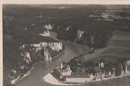 Kloster Weltenburg B. Kelheim - Luftbild - 1950 - Kelheim