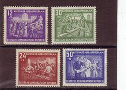 DDR, Nr. 303/06** (T 17989) - Unused Stamps