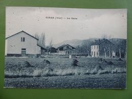 RIANS  ( VAR ) La Gare - Rians