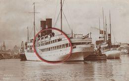Stettin---pologne---bateau - Schiffe