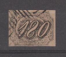 BRASILE:  1844/46  CIFRA  -  180 R. NERO  US. -  FAKE  COPY  -  YV/TELL. (8) - Brasilien