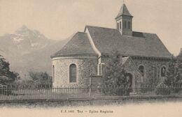 Bex Suisse (1689) L'Eglise Anglaise - VD Vaud