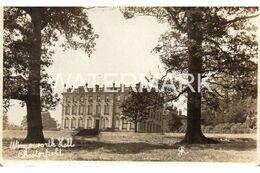 CHESTERFIELD WINGERWORTH HALL OLD R/P POSTCARD DERBYSHIRE - Derbyshire