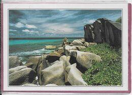 SEYCHELLES  - Les Rochers De La Digue - Seychelles