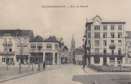 BLANKENBERGE / MARKTPLEIN - De Haan