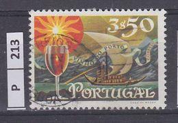 PORTOGALLO     1970Pubblicità Al Vino 3,50 Usato - Used Stamps