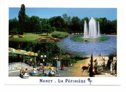 NANCY - La Pépinière - Animals