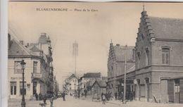 BLANKENBERGE /STATIONSPLEIN - Blankenberge