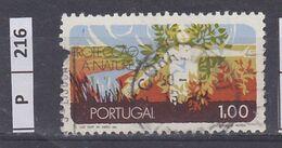 PORTOGALLO      1971Protezione Natura 1 Usato - Used Stamps