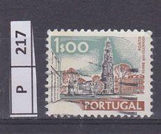 PORTOGALLO     1972Paesaggi E Monumenti 1,00 Usato - Used Stamps
