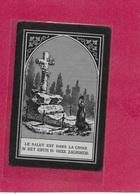 ZUSTER ODILIA-BERNARDINA VAN DE VELDE-DUFFEL-1853-1917 - Images Religieuses