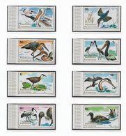 COB N°649/658  Oiseaux Aquatique Non Dentelé Côte 25.00 € XX MNH - 1970-79: Ongebruikt