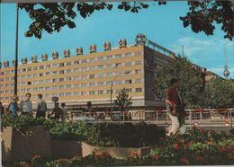 Berlin-Mitte, Unter Den Linden - Interhotel - 1974 - Mitte