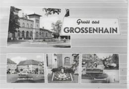 AK 0546  Grossenhain / Ostalgie , DDR Um 1965 - Grossenhain